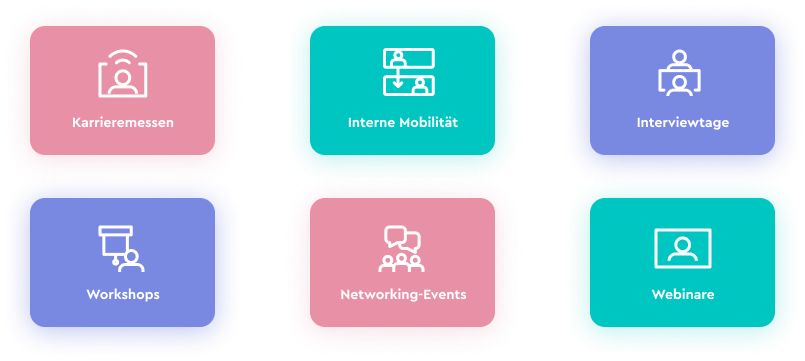 Karriere Event-Plattform für Arbeitgeber