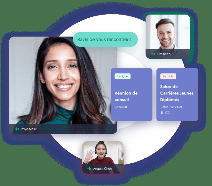 Talentspace réinvente l'expérience des journées de l'emploi pour vos étudiants et vos employeurs