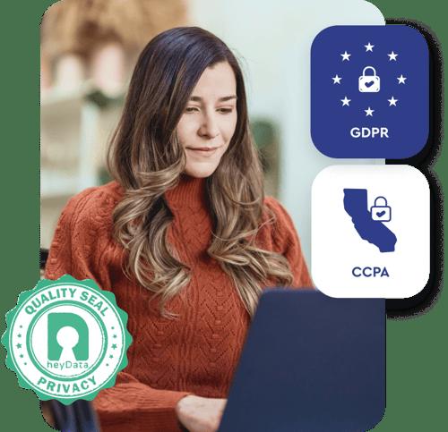 Data privacy talentspace GDPR CCPA